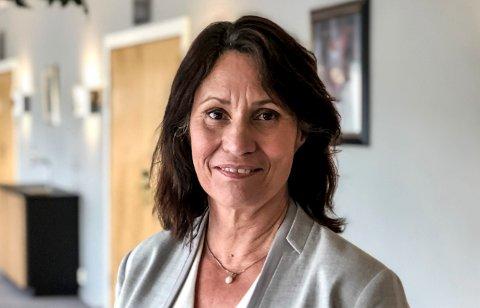 NY LEDER: Ane Sofie Tommerås er ny styreleder i Østfold Energi.