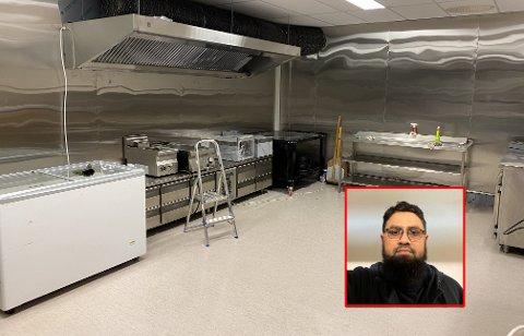 Amir Nazir er uformelt kåret til gatekjøkkenkongen i Indre Østfold. Nå er han klar for å gjenta suksessen, med nytt sted.