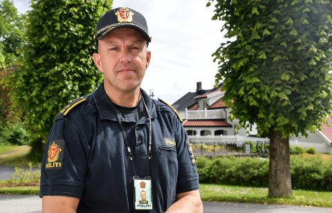ALVORLIG: I helgen ble tre  unge kvinner dopet på utesteder i Kragerø, sannsynligvis med GHB. - Dette ser vi svært alvorlig på, sier politioverbetjent Terje Sandik.  Foto: Arkiv