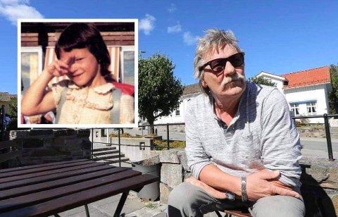 Morten Ziender forteller at han fremdeles leter etter datteren Marianne Rugaas Knutsen. Han var tydelig preget under pressekonferansen i Risør tirsdag.