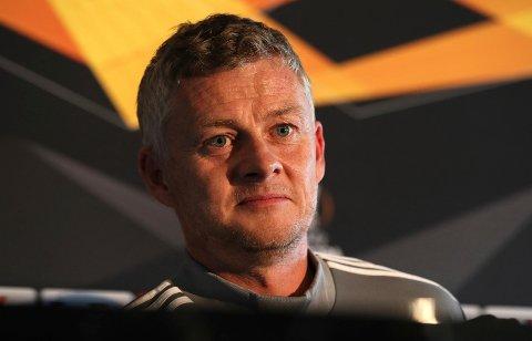 Ole Gunnar Solskjær har ikke vært veldig aktiv på Twitter, og nå er kontoen til Manchester United-manageren slettet.
