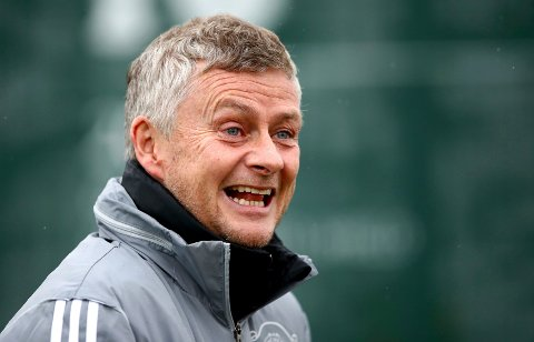 Manchester United-manager Ole Gunnar Solskjær.