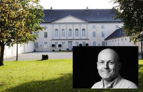 HISTORISK SUS: Ulrik Frederik Gyldenløve kokte i hop navnet Jarlsberg. Et konstruert navn, men med et sus av gammel historie.