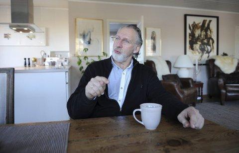 STERK KOST: Varaordfører Carl-Erik Grimstad (V) forsøker å ødelegge min troverdighet.