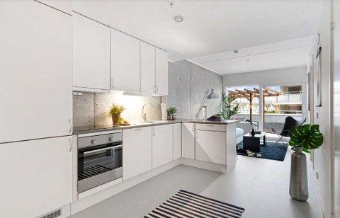Slik ser leilighetene i Anders Madsens gate ut.