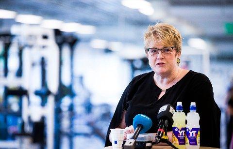 STYRELEDER: Tidligere kulturminister og kunnskapsminister Trine Skei Grande blir styreleder i stiftelsen Oslo Middelalderby.