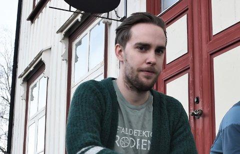 SØKT: Joakim Korstad fra Stjørdal er én av totalt 13 søkere til jobben som avdelingsleder ved Stjørdal museum Værnes.
