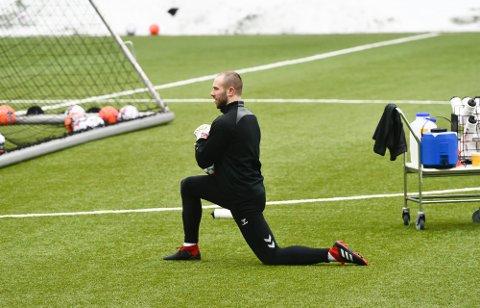 FRA GRENLAND TIL INNHERRED: Nicolai Larsen Berg skal spille for LFK.
