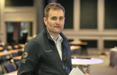 MÅ LOVFESTES: Ole Morten Sand er leder i Foreldreutvalget (FAU) i Steinkjer kommune. Han er sterkt kritisk til at politikerne nå har vedtatt å redusere antalle miljøterapeuter fra neste skoleår.