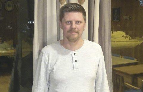 Lederskifte: Rolf Inge Nordahl ble valgt til ny leder i Vegårshei Fremskrittsparti.