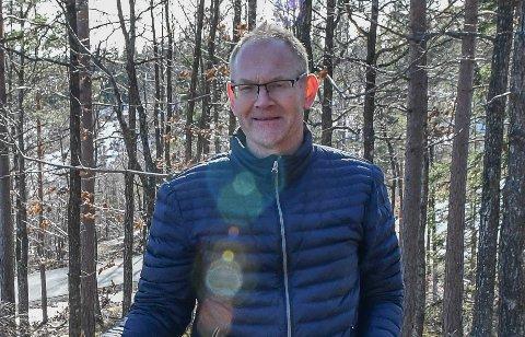 Vegårsheis ordfører: Kjetil Torp mener koronasituasjonen viser viktigheten av et godt utbygd fibernett.
