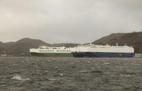 Lyngdal: Er en av flere kystkommuner som har gjort skip i opplag til en inntektskilde. I Tvedestrand er det ikke aktuelt mener politikerne. Foto: Lyngdals Avis