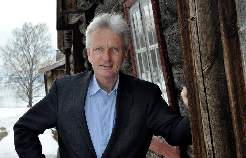 Skal slå sammen: Tron Bamrud er mannen som skal lede sammenslåingen av Hedmark og Oppland og som blir fylkesrådmann i Innlandet fylkeskommune fra 1. januar 2020.
