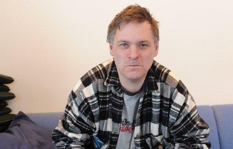 KRITISK: Atle Skift reagerer på at Rødt, som eneste parti, ikke fikk informasjon om siktelsen mot ordføreren før saken eksploderte i media.