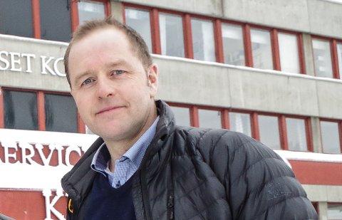 VARAORDFØRER: Leif Vingelen, varaordfører i Tolga.