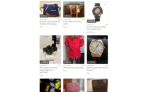 Det har skjedd flere uheldige hendelser i forbindelse med kjøp og salg av eiendeler på nettet den siste tida.