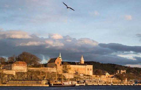 BYPÅSKE: Det er grunn til å tro at flere vil oppholde seg i Oslo under årets påskeuke. Meteorologen opplyser om at været vil være skiftende.