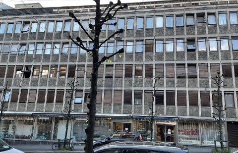 ULOVLIGE LEILIGHETER: De 57 leilighetene i Trondheimsveien har blitt leid ut i en årrekke. Åtti prosent av leieboerne kommer via formidling gjennom Grünerløkkas NAV-kontor, som sier at de ikke var klar over at leilighetene ikke kunne bebos.
