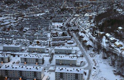 Bolig: Ifølge DNB Eiendoms prognoser, kan Bodø forvente en boligprisvekst på opptil fire prosent i 2018. Foto: Tom Melby