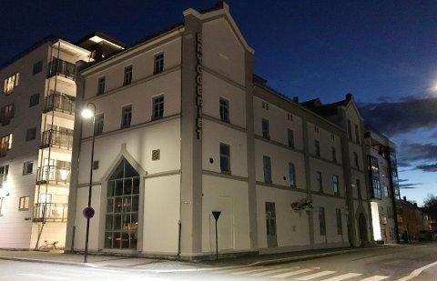Nå har eierne av bryggeribygningen hyret inn arkitekter.