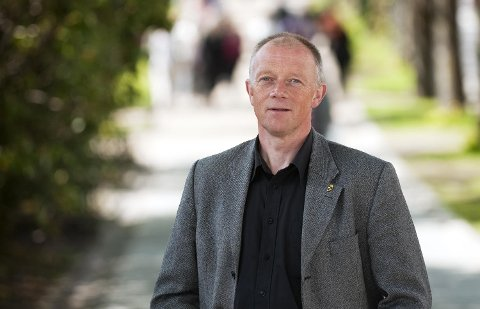 Regiondirektør i Kriminalomsorgen, Per Sigurd Våge, har måttet tåle krass kritikk for sin lederstil. (Arkiv)
