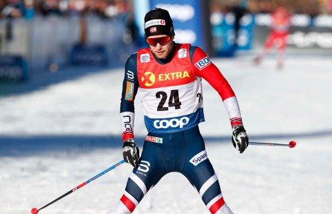Sjur Røthe ble slått ut under lørdagens prolog i Tour de ski.