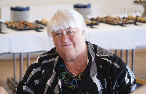 Thyra Frank er eldreminister i Danmark.