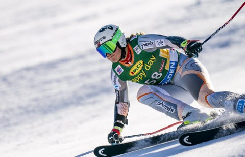 Maria Tviberg (25) fra Tertnes har imponert i storslalåm denne vinteren. Nå skal hun også prøve seg i parallell-storslalåm.