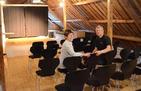 Randi Tytingvåg trio: Kulturkontoret i Rennesøy ved Kjellfrid Rise og Fjordbris Hotell ved Kjetil Mehus inviterer til konsert lørdag ettermiddag.  Foto: Sigbjørn Berentsen