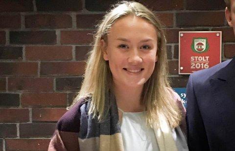 Flyttet: I 2020 flyttet Oda Kristine Borgstrøm til USA.