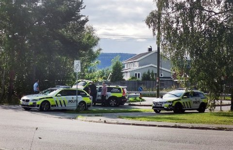 Bilen med kidnapperne ble stoppet på Tranby. Da hadde kidnapperne kjørt rundt med 14-åringen i rundt fem timer. Gutten ble truet flere ganger underveis.