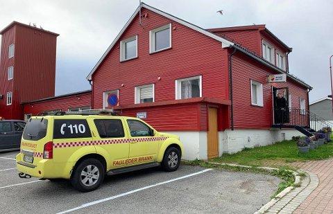 Teknisk etat er i dag bygget som også huser branngarasjen og lokalitetene til Nordkapp Brann og Redning. Nå vil man ha denne tjenesten lokalisert et annet sted.