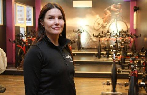 Anja Grøndal er vikar for dagleg leiar på Spenst, Astrid Berg, som er ute i svangerskapspermisjon for tida.