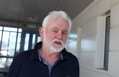 NY SMITTE: Fredag kveld er det eitt nytt smittetilfelle i Florø, melder Jan Helge Dale.