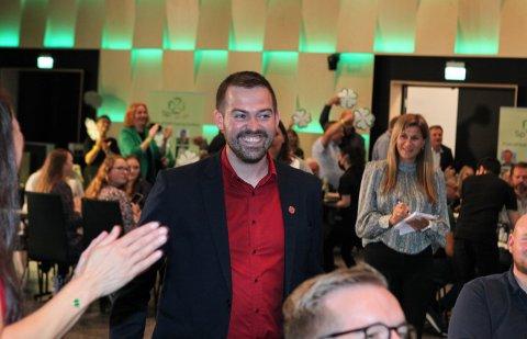 Val 2021 Torbjørn Vereide