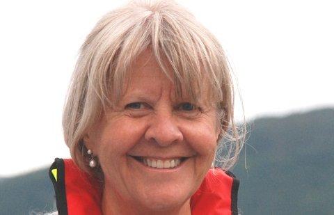 Anne Sagberg.