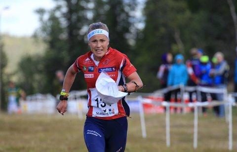 Optimist: Kamilla Olaussen måtte i juli kaste totalt om på oppkjøringsplanene frem mot VM på hjemmebane.