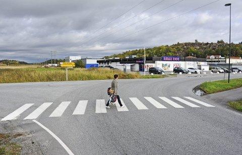 Utbedringer. Ved krysset ved Ålekilene skal det nå gjøres utbedringer i forbindelse med forkjørsveien som er på trappene. Arkivfoto: Geir A. Carlsson