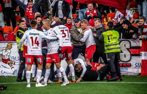 Håvar Jenssen ble kåret til banens beste i 1-1-oppgjøret mot Egersund.