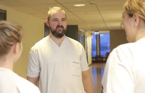 Influensa: Årets influensa er av typen svineinfluensa. Avdelingsleder ved medisinsk avdeling ved UNN Narvik, Ove Laupstad, forteller at de ikke har hatt flere innleggelser enn normalt hittil i år. Arkivfoto