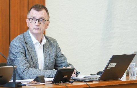 FORTE-SJEF: Roger Bergersen er daglig leder i stiftelsen Forte Narvik, som igjen er hovedeier i Narvikfjellet Allmenn AS og Narvikfjellet AS.