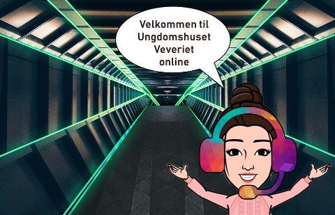 Ungdomshuset på Veveriet blir digitalt.