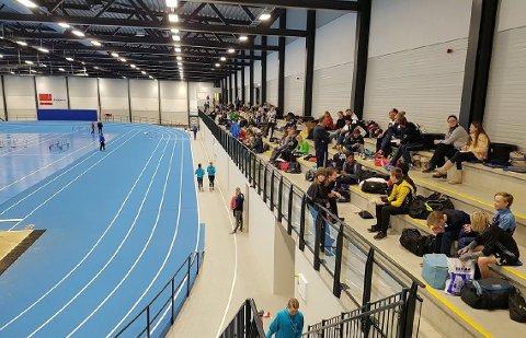 INSPIRASJON: Grimstad Arena er brukt som inspirasjon når RFIK planlegger ny storstue i Ringerike.