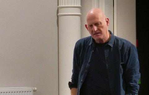 FATTIGDOM: Folkehelsekoordinator Tor-Øystein Gulliksen la fram tallene.