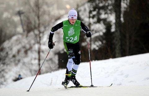 LOVENDE: Sondre Signebøen er en av de mest lovende langrennsløperne i Østfold på sitt alderstrinn. Han har gått flere bra renn i det siste.