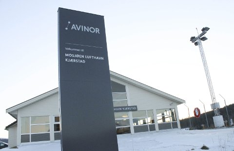 SENERE AVGANG: Siste avgang fra Bodø til Mosjøen flyttes fra 17.30 til 21.30.