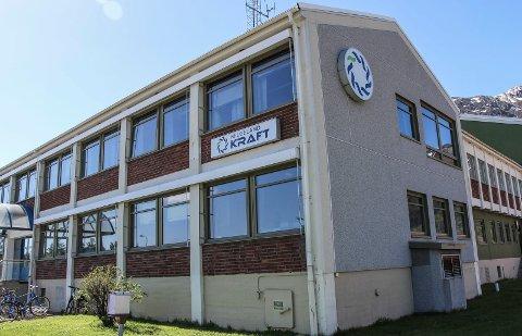 Helgeland Kraft, administrasjonsbygg