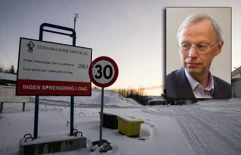 LANG OG KREVENDE JOBB: Nesten to år etter konkursen har bostyrer Leif Petter Madsen fått en fullstendig oversikt over gamle Sydvanger Gruve sin økonomi, og sikret og solgt unna verdiene.