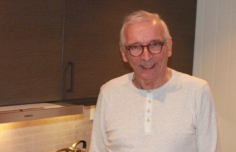 Arne Pedersen er styremedlem i ForFinnmark.