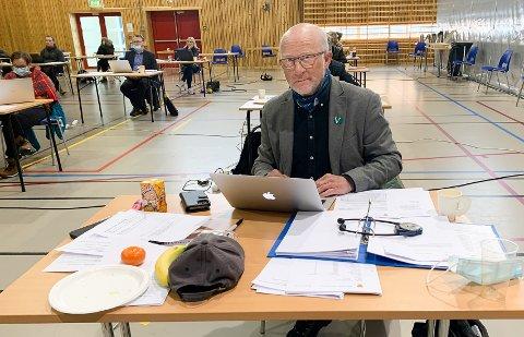 KREVER OPPVASK: Børre St. Børresen (V) mener organisasjonskulturen i Tana kommune bærer preg av tilbakeholdenhet.